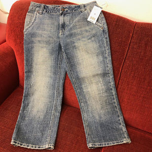 Hillard & Hanson NWT Distressed Jeans